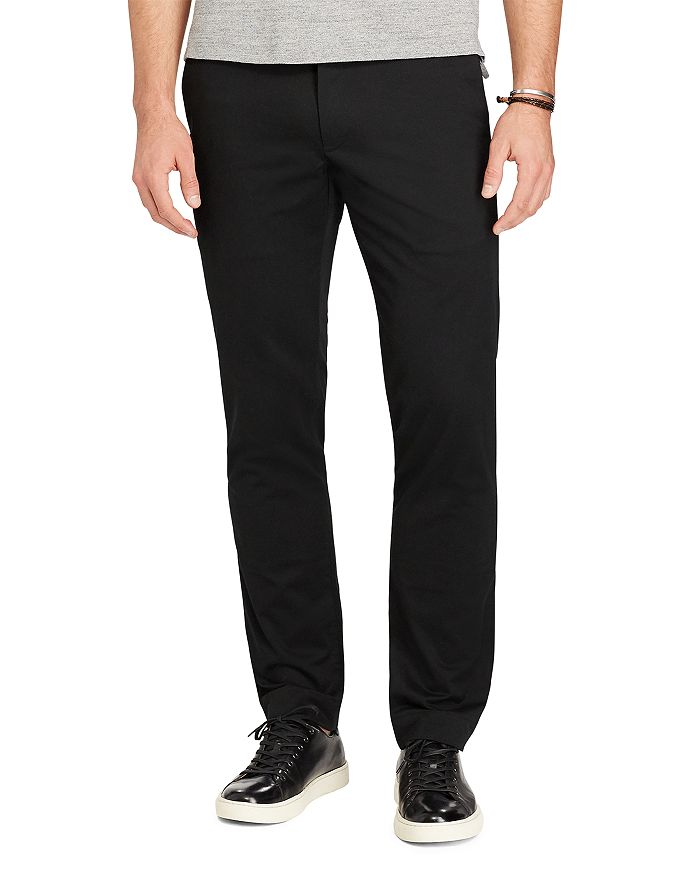Polo Ralph Lauren - Stretch Twill Slim Fit Pants