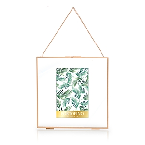 Portofino by Argento Rose Gold Hanging Frame, 5 x 7