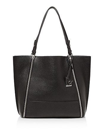Botkier - Soho Big Zip Leather Tote