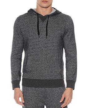 2(X)IST - Terry Pullover Hoodie Lounge Sweatshirt