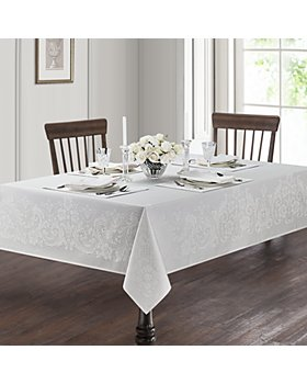 "Waterford - Celeste Tablecloth, 70"" x 84"""