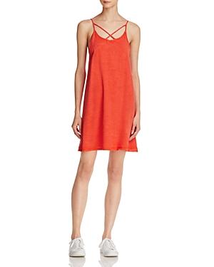 Project Social T Crisscross Knit Slip Dress - 100% Exclusive