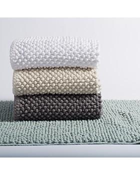 "Coyuchi - Pebbled Chenille Organic Cotton Bath Rug, 24"" x 36"""