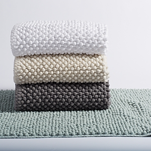 Coyuchi Pebbled Chenille Organic Cotton Bath Rug 24 x 36