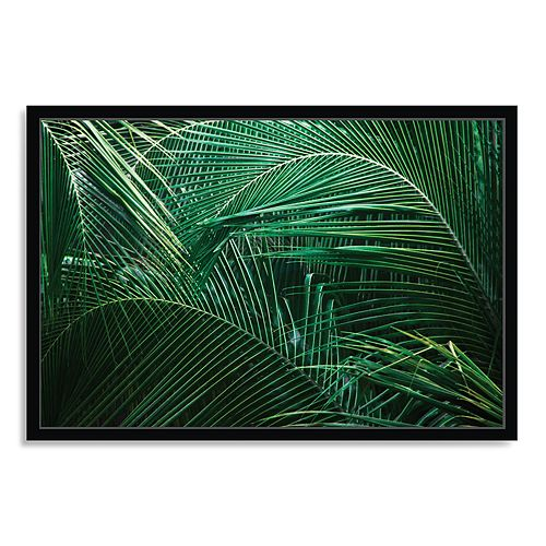 Art Addiction Inc. - Shady Palms Wall Art - 100% Exclusive