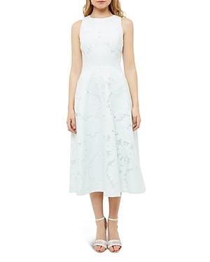 Ted Baker Burnout Midi Dress