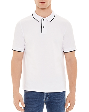 Sandro Liner Classic Fit Polo