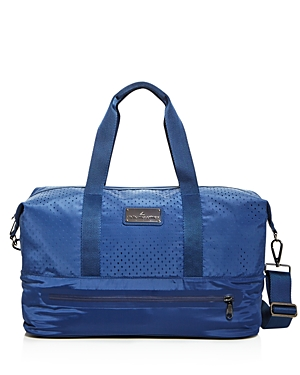adidas by stella mccartney female adidas by stella mccartney medium gym bag
