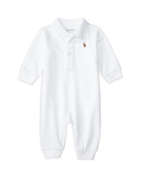 Ralph Lauren - Boys' Polo Coverall - Baby