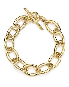 IPPOLITA - Ippolita 18K Gold Glamazon Mini Bastille Link Bracelet