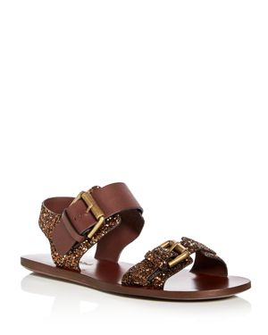 See By Chloe Romy Glitter Sandals