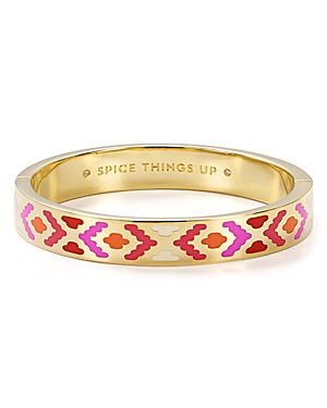 kate spade new york Spice Things Up Bangle