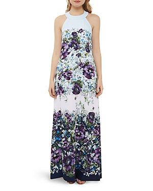 Ted Baker Entangled Enchantment Maxi Dress