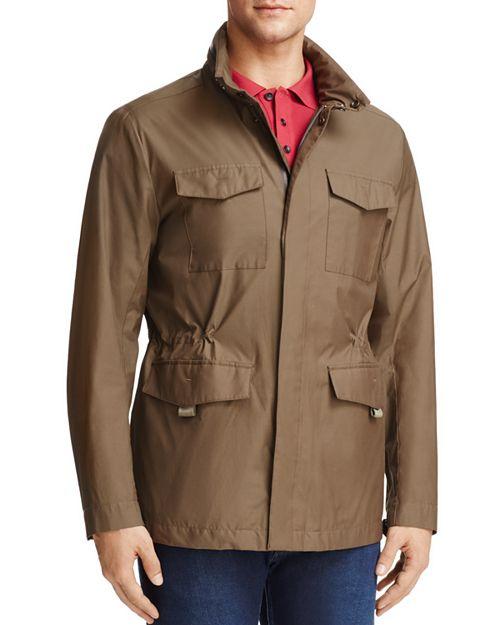 Armani - Caban Hooded Coat