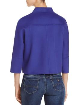 Armani Collezioni - Three-Quarter Sleeve Jacket