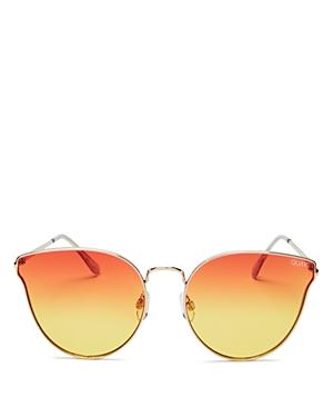 Quay All My Love Cat Eye Sunglasses, 55mm