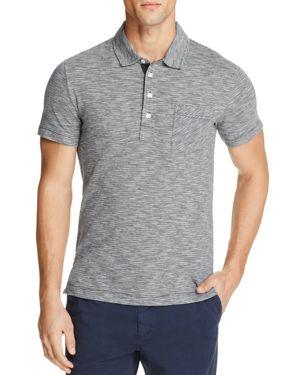Billy Reid Striped Slim Fit Polo Shirt 2542692