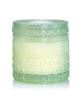 Capri Blue - Volcano Muse Faceted Candle Jar