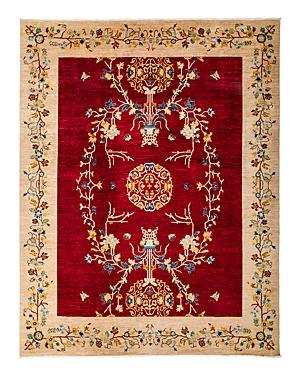 Solo Rugs Suzani Area Rug, 8'10 x 11'6