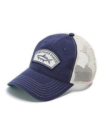 bba39b1fa40 Vineyard Vines - Tarpon Patch Trucker Hat