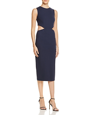 Finders Keepers Aspects Cutout Dress