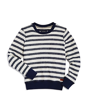 Rose Pistol Boys' Striped Sweater - Big Kid