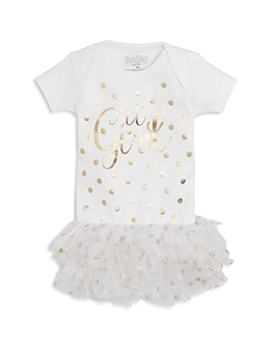 Sara Kety Girls It Girl Tutu Bodysuit  Baby