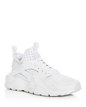 Nike - Men's Air Huarache Run Ultra Lace Up Sneakers