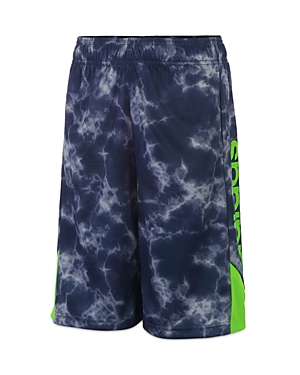 Adidas Boys Smoke Screen Shorts  Little Kid