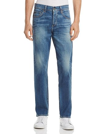 rag & bone - Fit 3 Straight Fit Jeans in Bainbridge