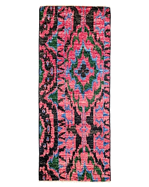 Solo Rugs Ikat Runner Rug, 2'6 x 6'1