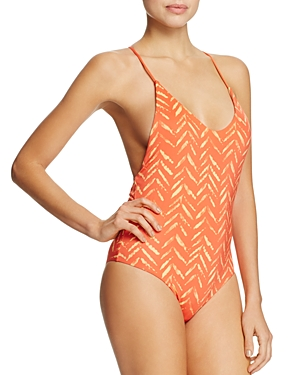 Dolce Vita T-Back One Piece Swimsuit