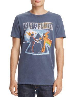 Junk Food Pink Floyd Graphic Tee