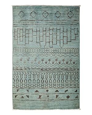 Solo Rugs Moroccan Area Rug, 4'1 x 6'3
