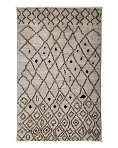 "Solo Rugs - Moroccan Area Rug, 4'10"" x 7'7"""