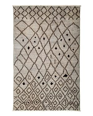 Solo Rugs Moroccan Area Rug, 4'10 x 7'7