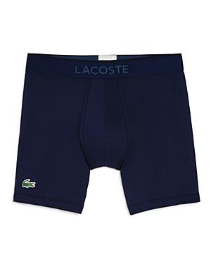 Lacoste Pique Cotton Modal Stretch Boxer Briefs