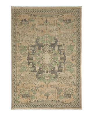 "Shalimar Collection Oriental Rug, 9'1"" x 11'9"""