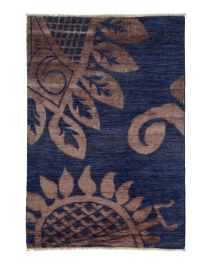 Shalimar Collection Oriental Rug, 4'2 x 6'