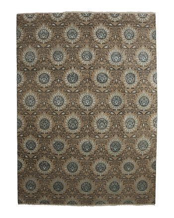 """Bloomingdale's - Ikat Collection Oriental Rug, 9'1"""" x 12'4"""""""