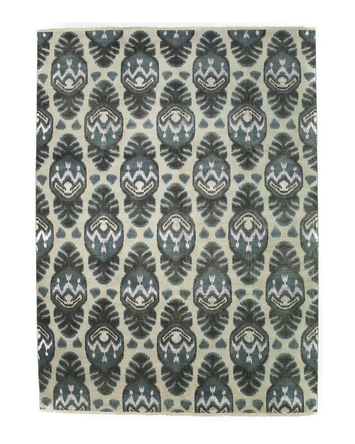 """Bloomingdale's - Ikat Collection Oriental Rug, 9' x 12'3"""""""