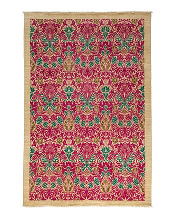 "Bloomingdale's - Morris Collection Oriental Rug, 6'3"" x 9'1"""