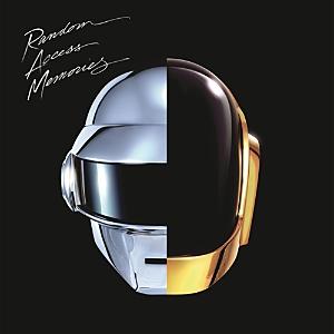 Baker & Taylor Daft Punk, Random Access Memories Vinyl Record