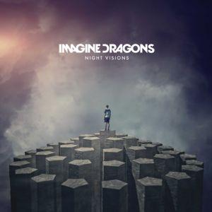 Baker & Taylor Imagine Dragons, Night Visions Vinyl Record