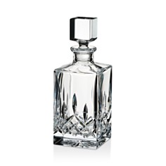 Waterford Lismore Black Square Decanter Clear - Bloomingdale's_0