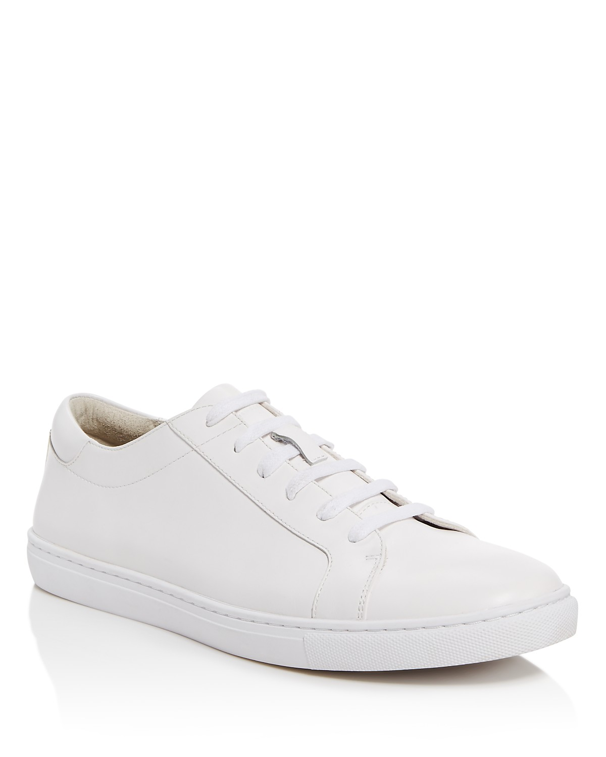 Kenneth Cole Men's Kam Leather Lace Up Sneakers gXmYsFA