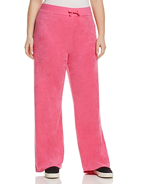 Juicy Couture Black Label Mar Vista Microterry Track Pants - 100% Exclusive