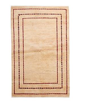 Gabbeh Collection Oriental Rug, 4'1 x 6'4