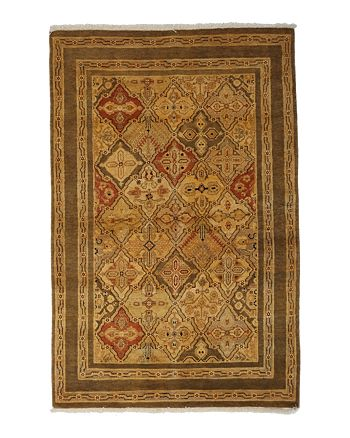 """Bloomingdale's - Valley Collection Oriental Rug, 4' x 6'2"""""""