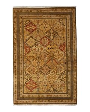 Valley Collection Oriental Rug, 4' x 6'2